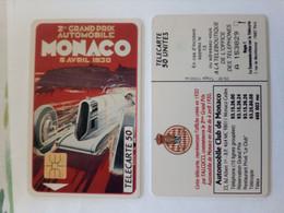 MONACO PRIVEE 2E GRAND PRIX AUTO 1930 50U UT - Mónaco