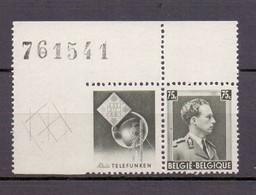 PU 120 Telefunken POSTFRIS** 1938 - Werbung