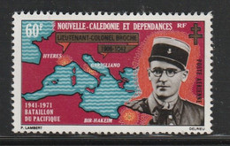 Nouvelle Calédonie - P.A N°121 ** (1971) - Ongebruikt