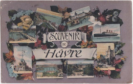 76. Souvenir Du HAVRE. 8 Vues - Unclassified