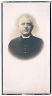 Dp. Pastoor. Smets Franciscus. ° Casterlée 1867 † Brussel 1930  (2 Scan's)  13 Cm - 7 Cm - Religion & Esotericism