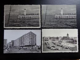 9 Kaarten Van BLANKENBERGE (zie Foto's) -> Onbeschreven - Blankenberge