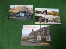 VINTAGE NORTH YORKSHIRE: Aidensfield X2 Heartbeat TV Series Colour - Altri
