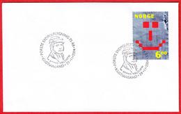 NORWAY - Kristiansand 2004 «First South Pole Flight By Bernt Balchen - 75 Year Anniversary» - Polare Flüge