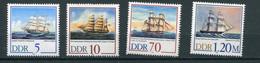 DDR (1988) - Mi. 3198/3201 ** - Nuevos