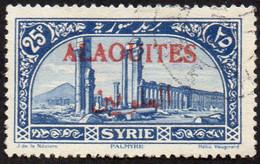 Alaouites Obl. N° 34 Site Ou Monument - Palmire - Oblitérés
