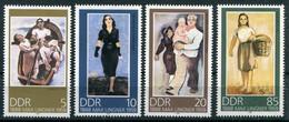DDR (1988) - Mi. 3209/3212 ** - Nuevos