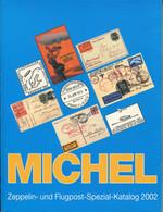 MICHEL Zeppelin-und Flugpost-Spezial-Katalog 2002 - Topics