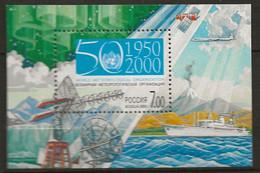 Russie 2000 N° Y&T : BL. 48 ** - Blocks & Kleinbögen