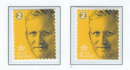 COB  4491/4491a  (MNH) - Unused Stamps