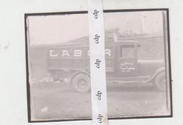LEUZE LONGCHAMPS  Ancienne Photo  CAMION BRASSERIE - Ohne Zuordnung