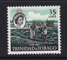 Trinidad & Tobago: 1960/67   QE II - Pictorial     SG293    35c     MNH - Trinidad En Tobago (...-1961)