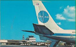 AEROPORTO. AEREOPORTO. AIRPORT. NASSAU INTERNATIONAL. BAHAMAS. 279P - Zonder Classificatie