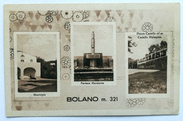 BOLANO (LA SPEZIA) - Vedutine - La Spezia