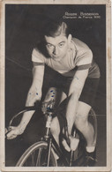(Photo) Roger Bisseron : Champion De France 1930 - Cycling