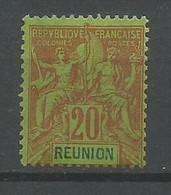 Timbre De Colonie Françaises Réunion En  Neuf **  N 38 - Nuovi