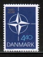 EUROPEAN IDEAS 1989 NATO DK MI 946 DENMARK ** - Europese Gedachte