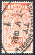 YT 142 OBLITERE BRUXELLES 1932 - 1923-1941