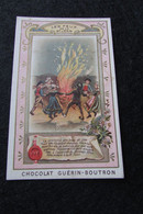 Chromo CHOCOLAT GUERIN-BOUTRON - Guérin-Boutron
