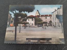 Carte Postale NERAC (47) : La Place - Nerac