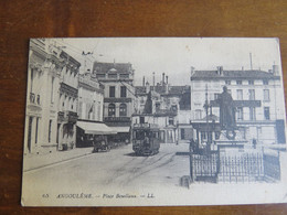 65.- ANGOULEME - Place BOUILLAUD - Angouleme