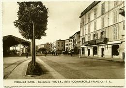 "INTRA (VERBANIA) - Confetteria ""Rosa"" Della Commerciale Francioli - Verbania"