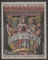 France - Yvert N°1741 Neuf * - Nuovi