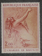 France - Yvert N°1742 Neuf * - Nuovi