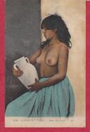 CP - Tunisie - 1923 - Jeunes Mauresque - Nu Ethnique . - Africa