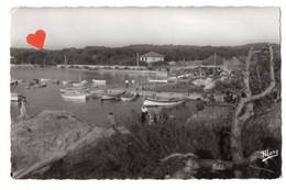 42626-ZE-83-La Côte Varoise-LE BRUSC-Le Passage Du Gaou------------animée-barques - Andere Gemeenten