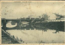 - ARDENNES - VOUZIERS - Pont Sur L'Aisne - Vouziers