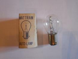 Ampoule WATRAM Autolamp 6v/15w - Auto's