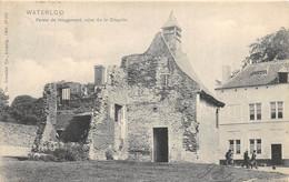 Waterloo - La Ferme D'Hougoumont - Ruine De La Chapelle - Ed. DTC N° 27473 - Waterloo