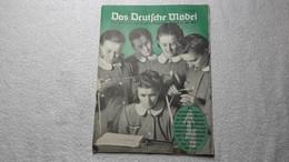 Raree Zeitschrift Das Deutsche Mädel In Der HJ 1940 Novemberheft Bund Deutscher Mädels BDM JM - 1939-45
