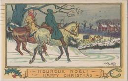 Harry Eliott Chevaux 1923 Happy Christmas - Sin Clasificación