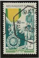 WALLIS ET FUTUNA - N° 156 OBLITERE -ANNEE 1952 - Used Stamps