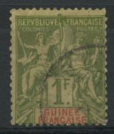 Guinée (1892) N 13 (o) - Non Classés