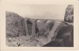 974 - ILE DE LA REUNION - SAINT-LEU - VIADUC DE LA PETITE RAVINE - PHOTOGRAPHIE - Non Classés