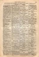 ANNUAIRE - 52 - Département Haute Marne - Année 1886 - édition Didot-Bottin - 19 Pages - Telefoonboeken