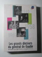 DVD SOUS BLISTER LES GRANDS DISCOURS DU GENERAL DE GAULLE Présentés Par MAX GALLO De L'Académie Française INA - Geschiedenis