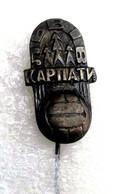 Football/soccer/pin- Quality, Rare, Old -  KARPATY  Lviv  - UKRAINE.. - Calcio