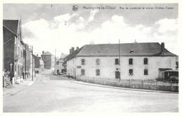 Montignies-le-Tilleul NA20: Rue De Landelies Et Ancien Château Cappe - Montigny-le-Tilleul