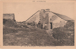 N° 8538 R -cpa Le Buron (Lou Mozut) - Other Municipalities
