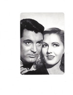 Vintage Cary Grant & Jean Arthur In Only Angels Have Wings - Acteurs