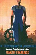 GUERRE 1939/45  / FRANCE  /VICHY / DOCUMENTI STORICI 259 - War 1939-45