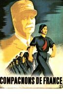 GUERRE 1939/45  / FRANCE  / VICHY / PETAIN /DOCUMENTI STORICI 210 - War 1939-45