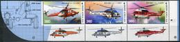 South Korea 2020. Korean-Made Helicopters (MNH OG) Block - Korea (Süd-)