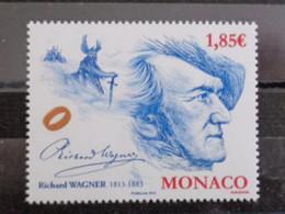 MONACO 2013 Y&T N° 2877 ** - RICHARD WAGNER 1813-1883 - Nuevos