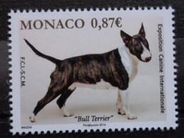 MONACO 2014 Y&T N° 2914 ** - EXPOSITION CANINE INTERNATIONALE - Nuevos