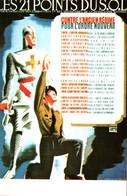 GUERRE 1939.1945 / FRANCE / VICHY / DOCUMENTI STORICI  230 - War 1939-45